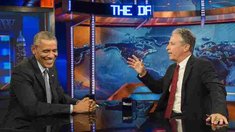 Jon Stewart's last show with The Daily Show is August 6.