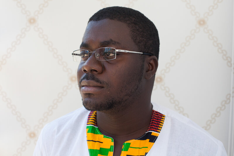 "In three years, entrepreneur Raindolf Owusu, 24, has started a company, launched Africa's ""first browser"" and made a slew of health apps."