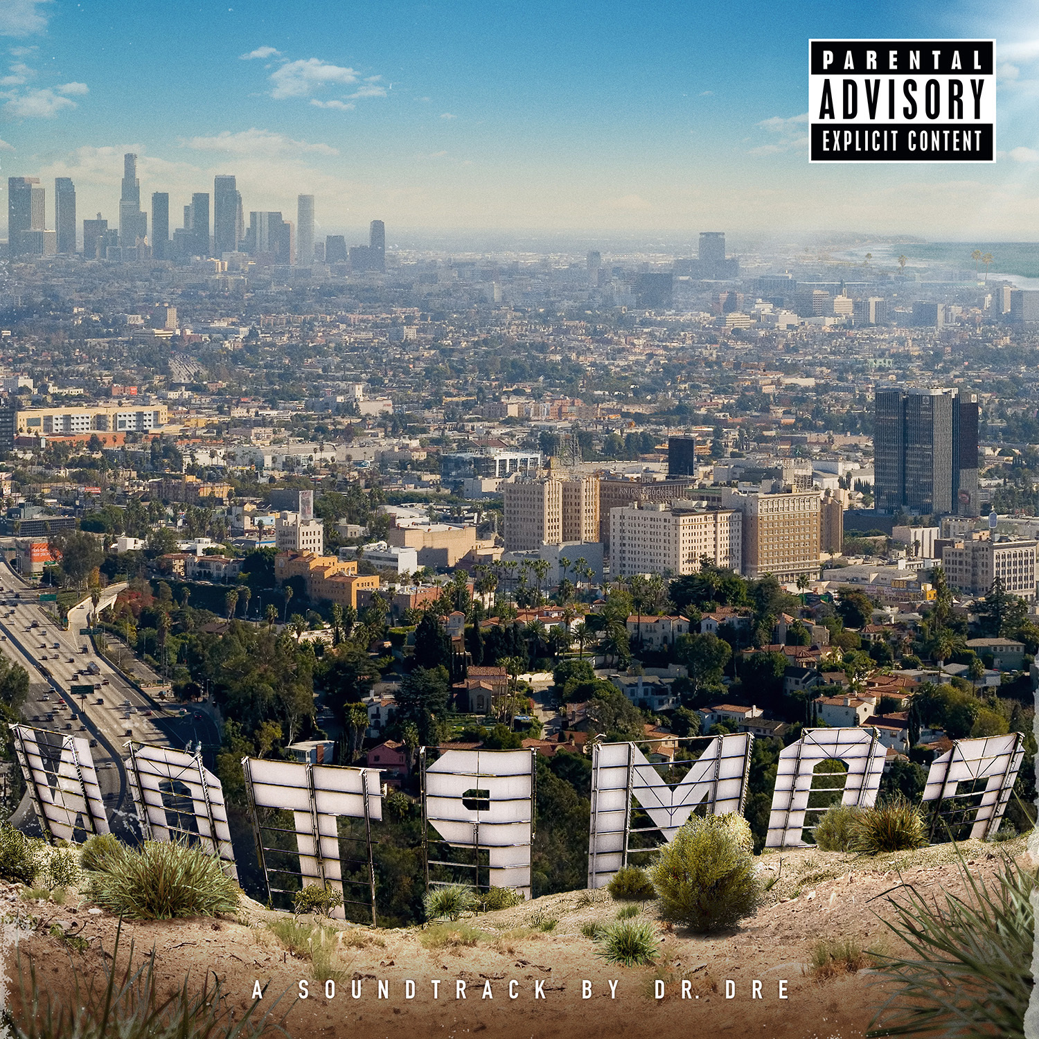 After 16 Years, Dr. Dre Returns With 'Compton'
