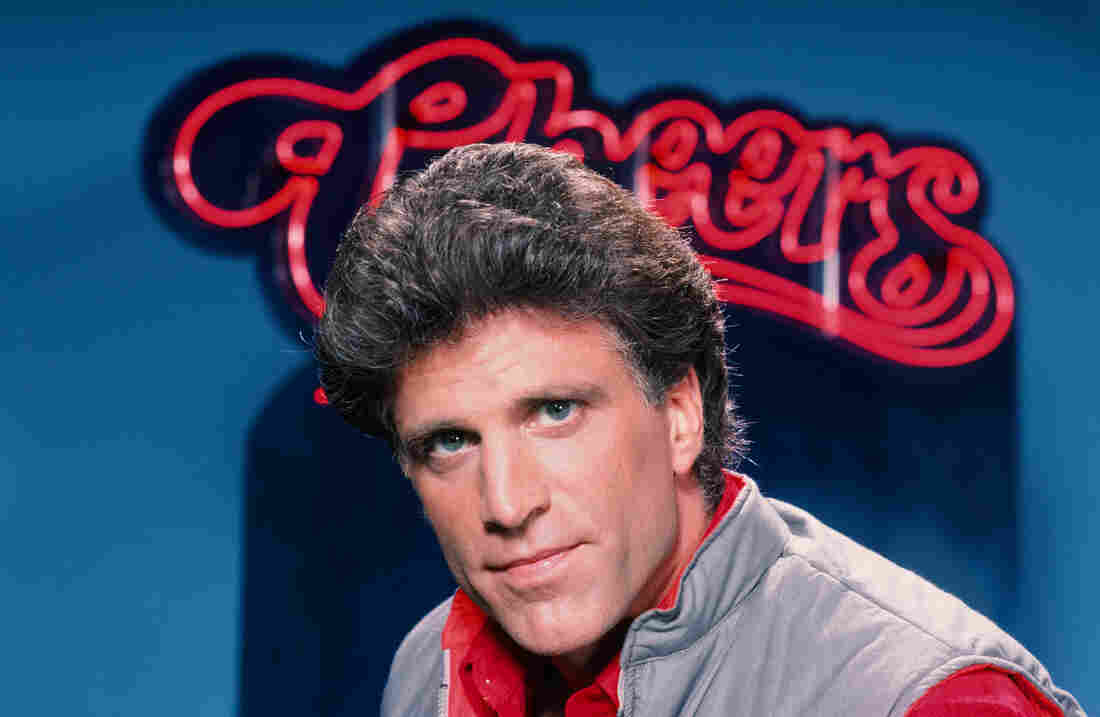 """Danson starred in Cheers as bar owner Sam Malone. """"Cheers was like being shot out of a cannon as far as celebrity, or attention from the public,"""" he says."""
