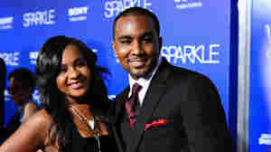 Bobbi Kristina Brown and Nick Gordon at the Sparkle premiere at Grauman's Chinese Theatre on Aug. 16, 2012 in Hollywood, Calif.