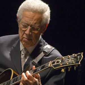 Kenny Burrell On Piano Jazz