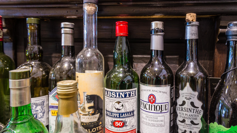 What absinthe drink 11