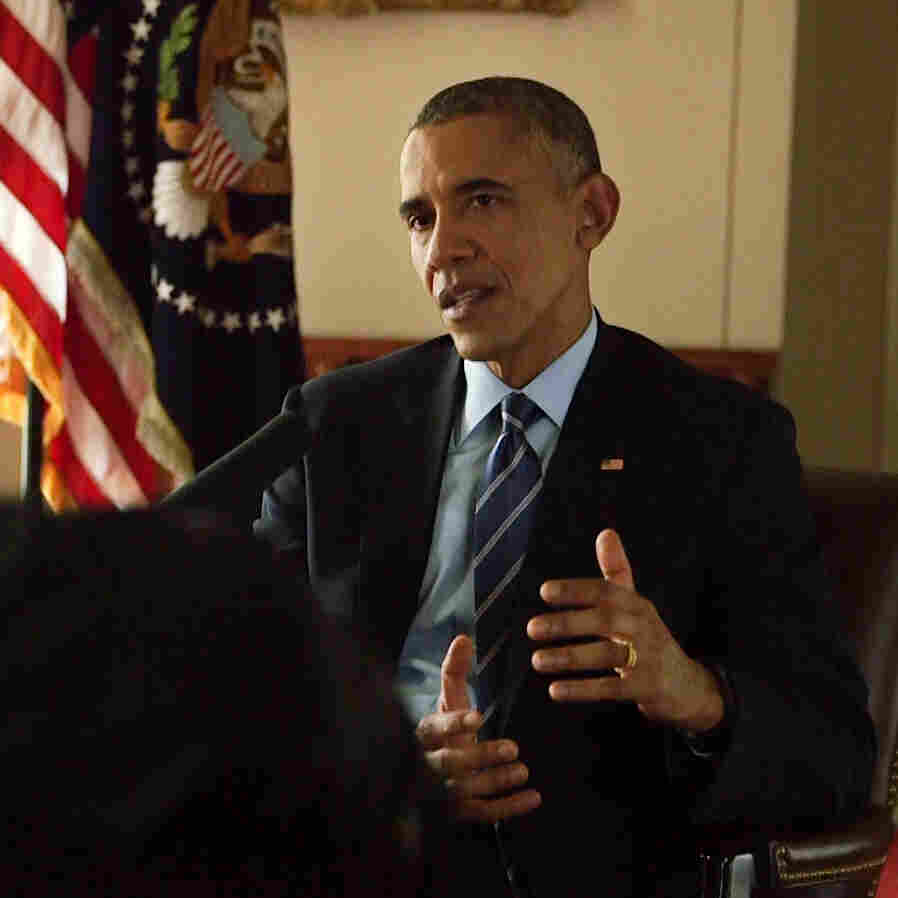 'Ideological' Or 'Illogical': President Obama Responds To Iran Deal Critics