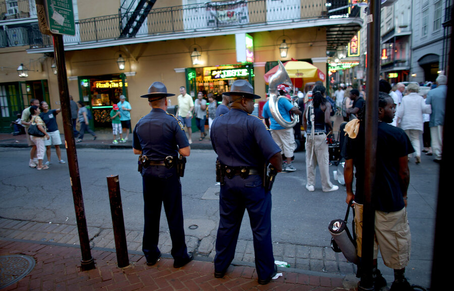New Orleans Overall Crime Rate Has Fallen Why Are People So Frustrated