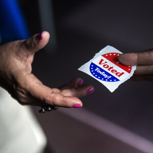 Block The Vote: A Journalist Discusses Voting Rights And Restrictions
