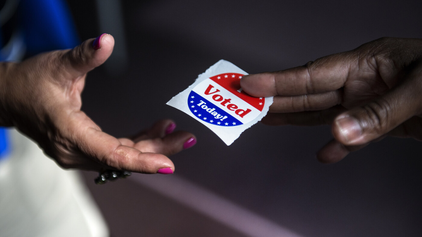Online color voter id - Block The Vote A Journalist Discusses Voting Rights And Restrictions Npr