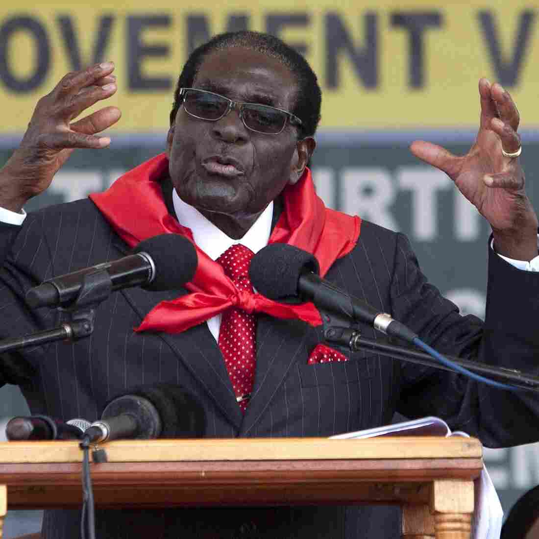 Why Did Robert Mugabe Ban Goats From A City Where There Are No Goats?