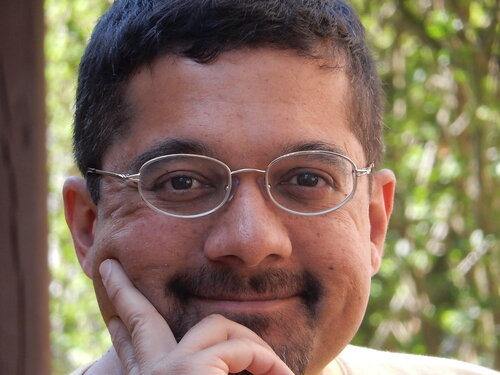 NPR Science Correspondent and Host of Hidden Brain Shankar Vedantam. (Download Image / Credit: Photo via Shankar Vedantam)