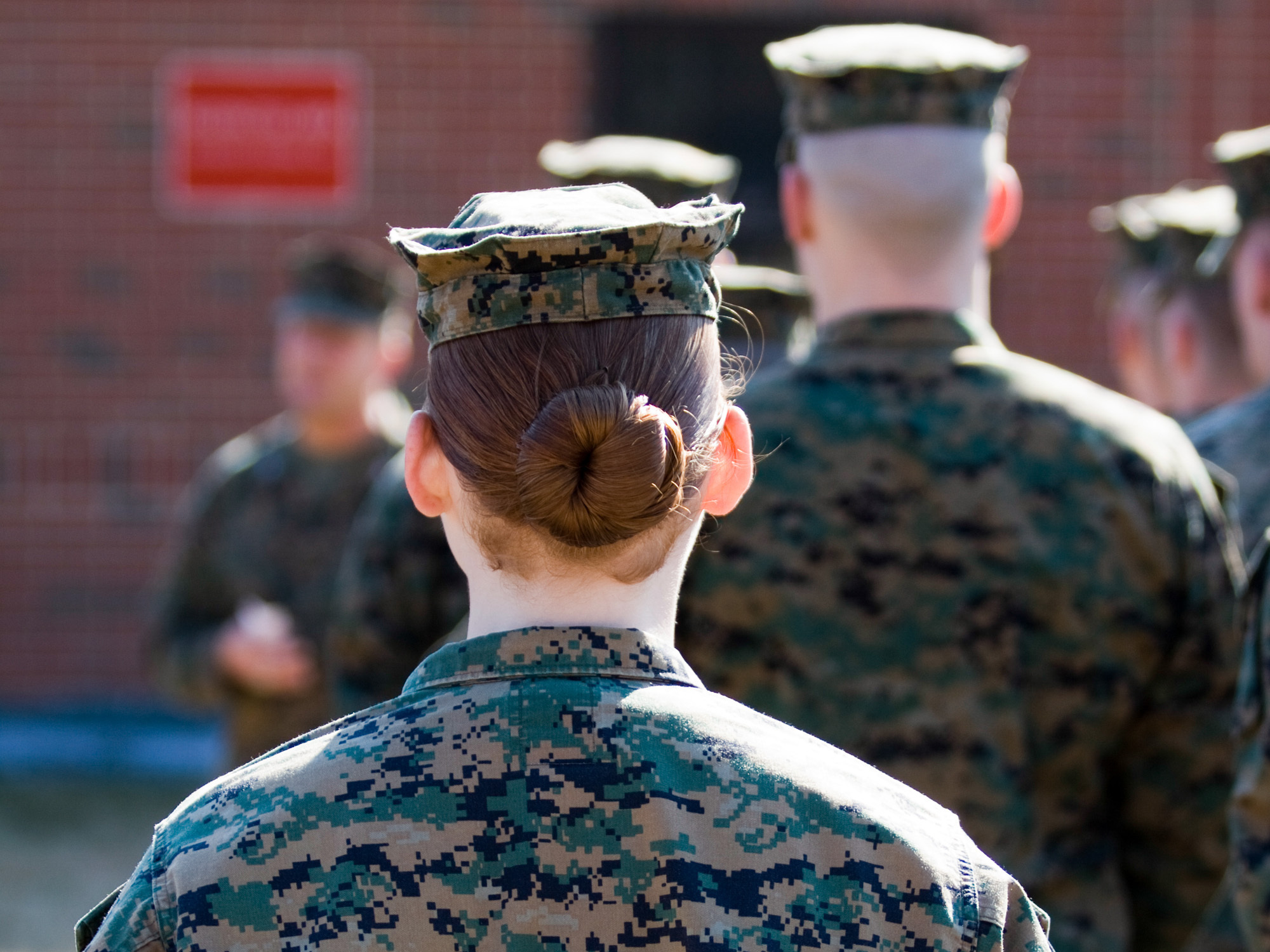 Women In Combat Zones Can Have Trouble Getting Contraceptives