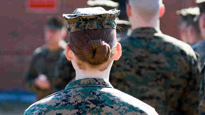 Rates of unintended pregnancy among young women in the military are about 50 percent higher than among young women in the general population, research suggests.