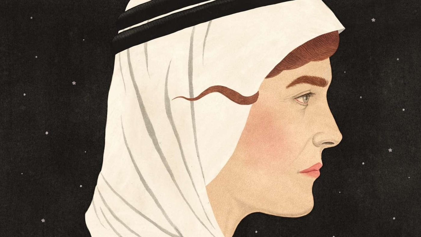 Queen Of The Desert Gertrude Bell, In Her Own Words