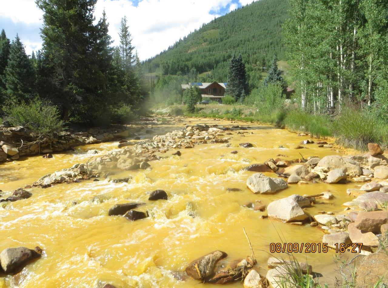 Rivers Shut Down Over EPA's Spill Of 3 Million Gallons Of Toxic Water