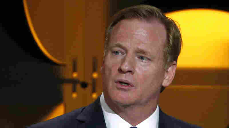 Deford: When 'Deflategate' Dust Settles, Put Goodell Out To Pasture