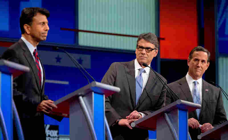 Missing out on the main debate stage on Thursday night was a blow to Perry, who needed to rebound from disastrous debate performances four years ago.