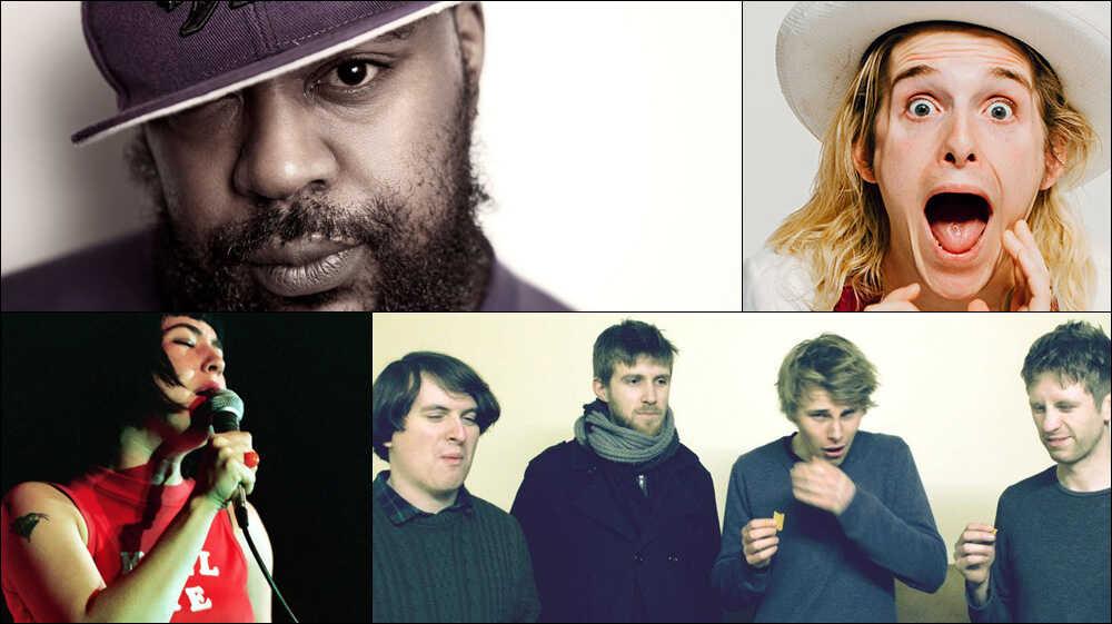 New Mix: Remembering Sean Price, Plus Girl Band, Diane Coffee, Bikini Kill, More