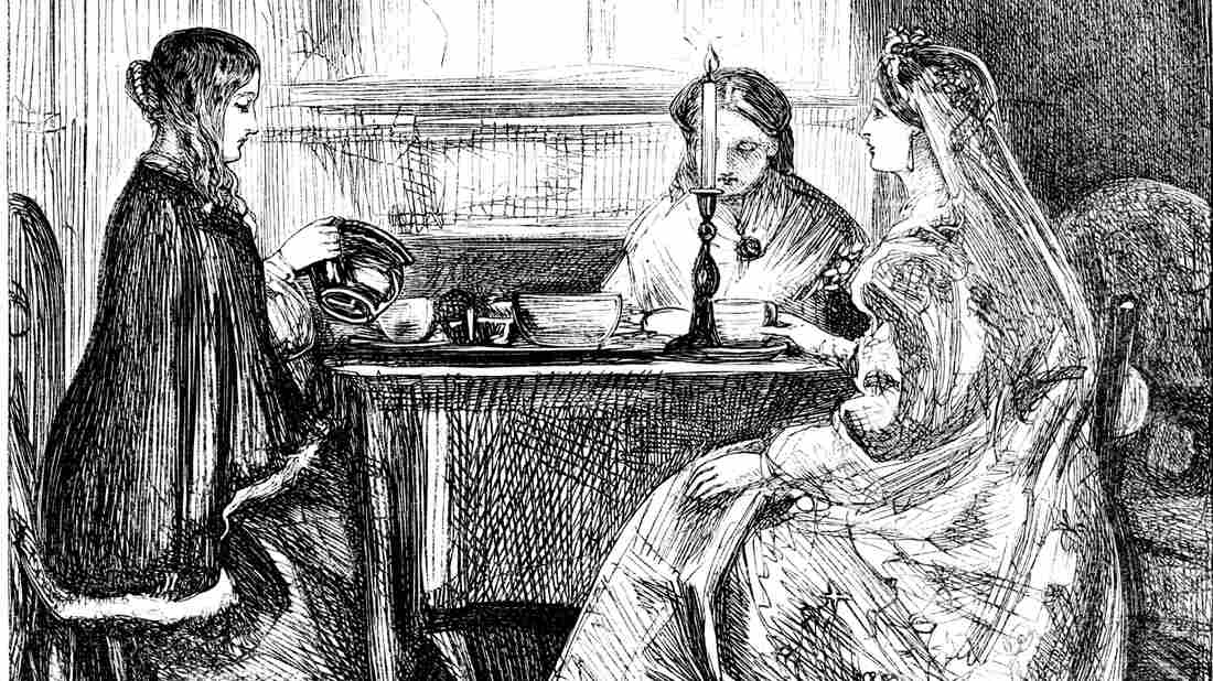 Tea a dangerous habit? Women have long made a ritual of drinking the brew, but in 19th century Ireland, moral reformers tried to talk them out of it.