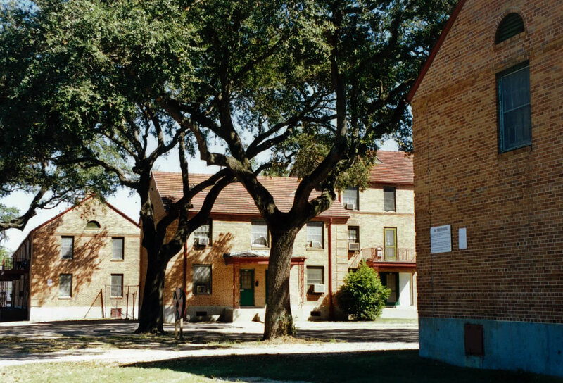 After Katrina, New Orleans' Public Housing Is A Mix Of