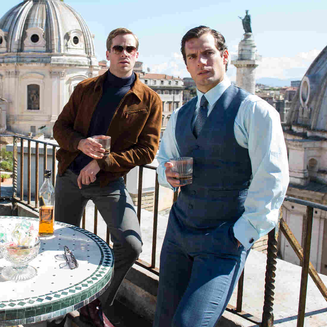A Funny And Sexy Adaptation Of 'The Man From U.N.C.L.E.'