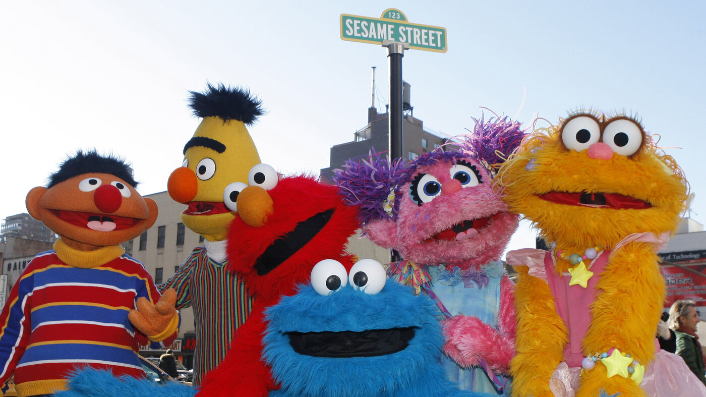 sesame streets  abcs  pbs   hbo