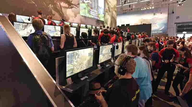 Video Game League Announces Random Drug Tests For Competitors
