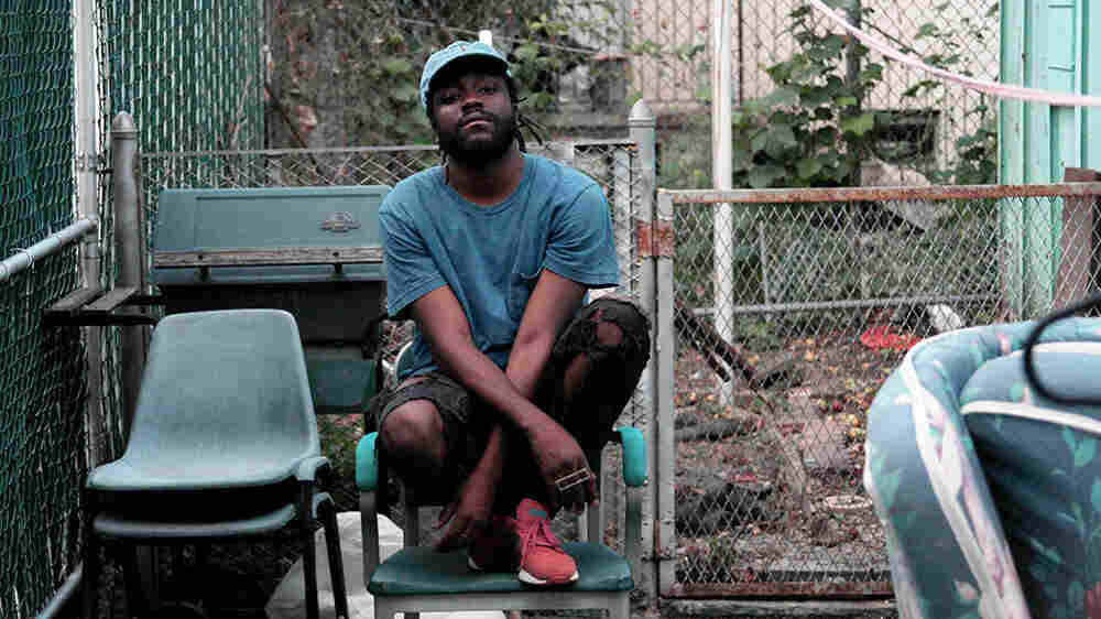 Brooklyn-based producer, vocalist and DJ Melo-X releases an EP titled CURATE in September.