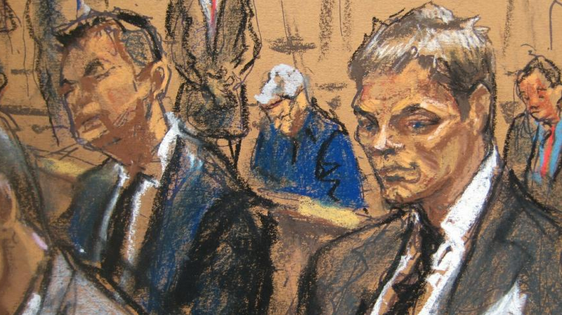 Tom Brady's Courtroom Sketch Spawns Internet Gold