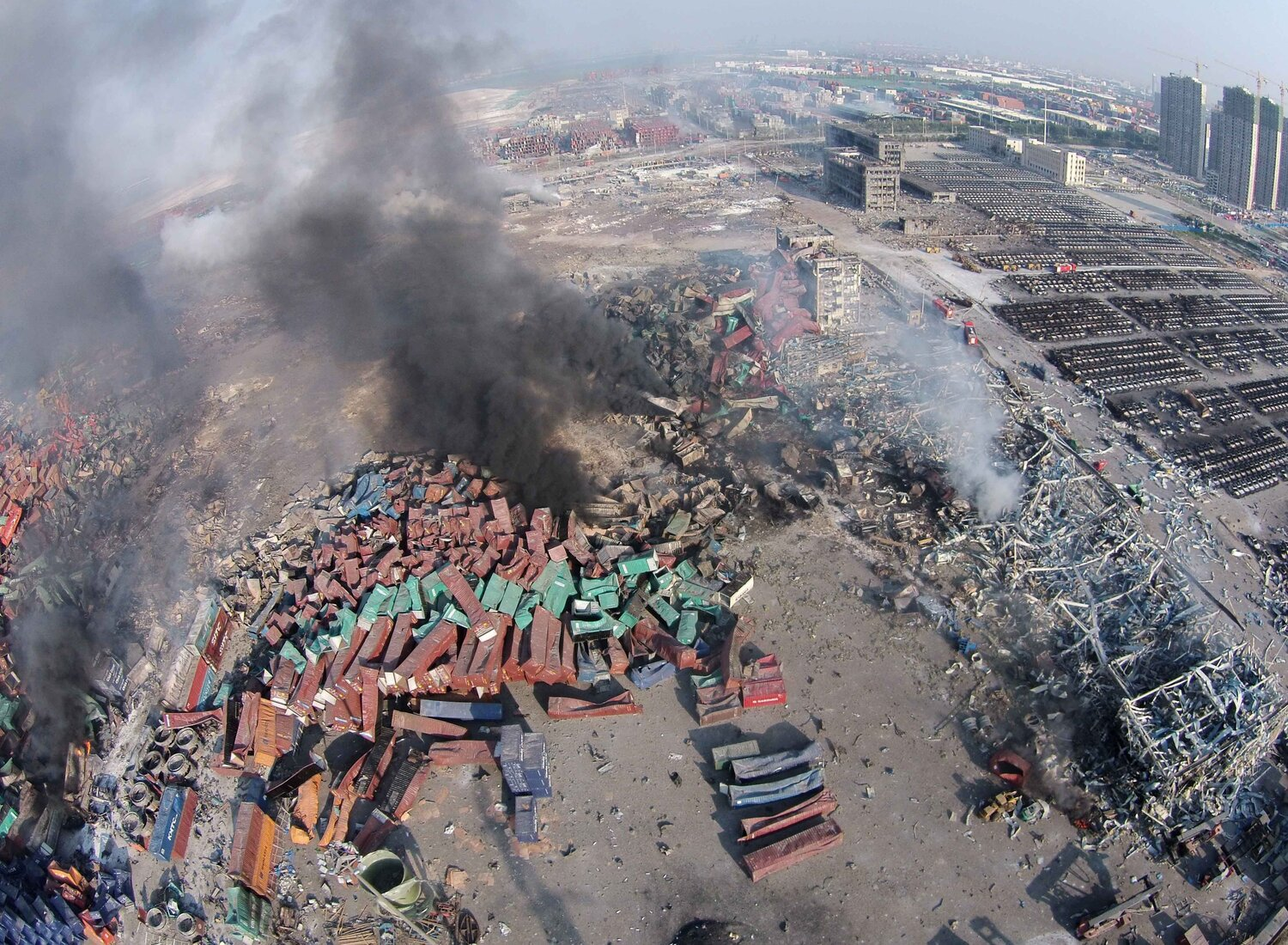 Tianjin Port Explosion