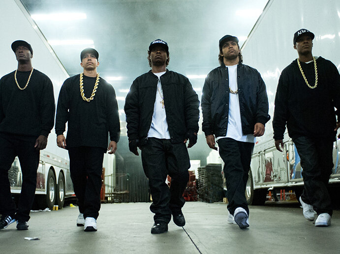 Biopic 'Straight Outta Compton' Tells The Epic Story Of Hip