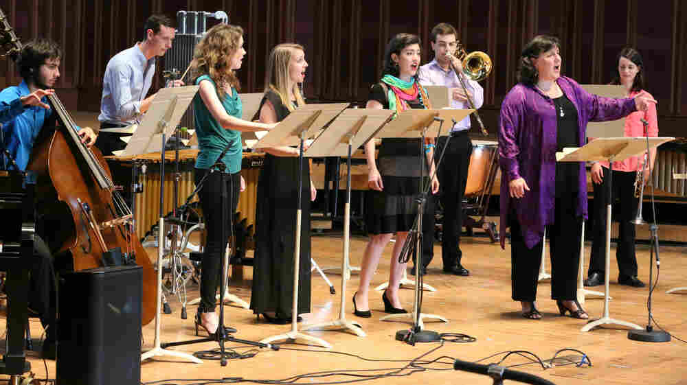 At 75, Tanglewood's Student Program Holds Focus On New Music And People Making It