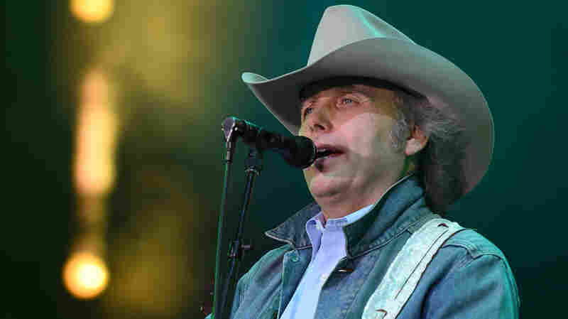 Recording artist and actor Dwight Yoakam performs during the Route 91 Harvest country music festival at the MGM Resorts Village on October 4, 2014 in Las Vegas, Nev.