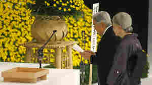 Japan's Emperor Expresses 'Deep Remorse' For War Past