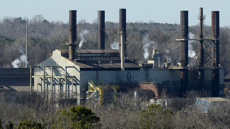 U S  Steel To End Steelmaking Operations At Storied Alabama