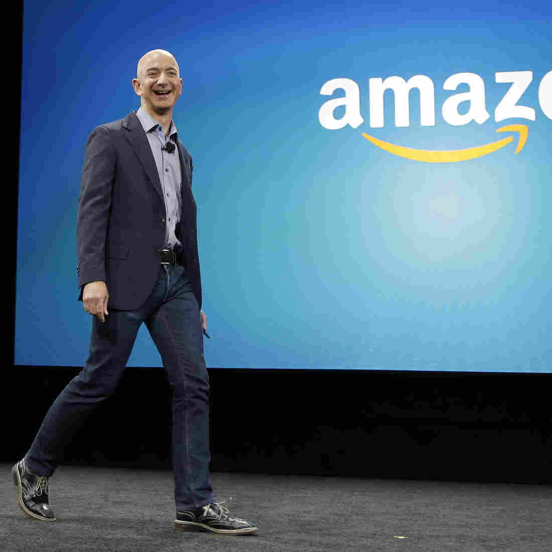 Jeff Bezos Responds To 'New York Times' Report On Amazon's Workplace