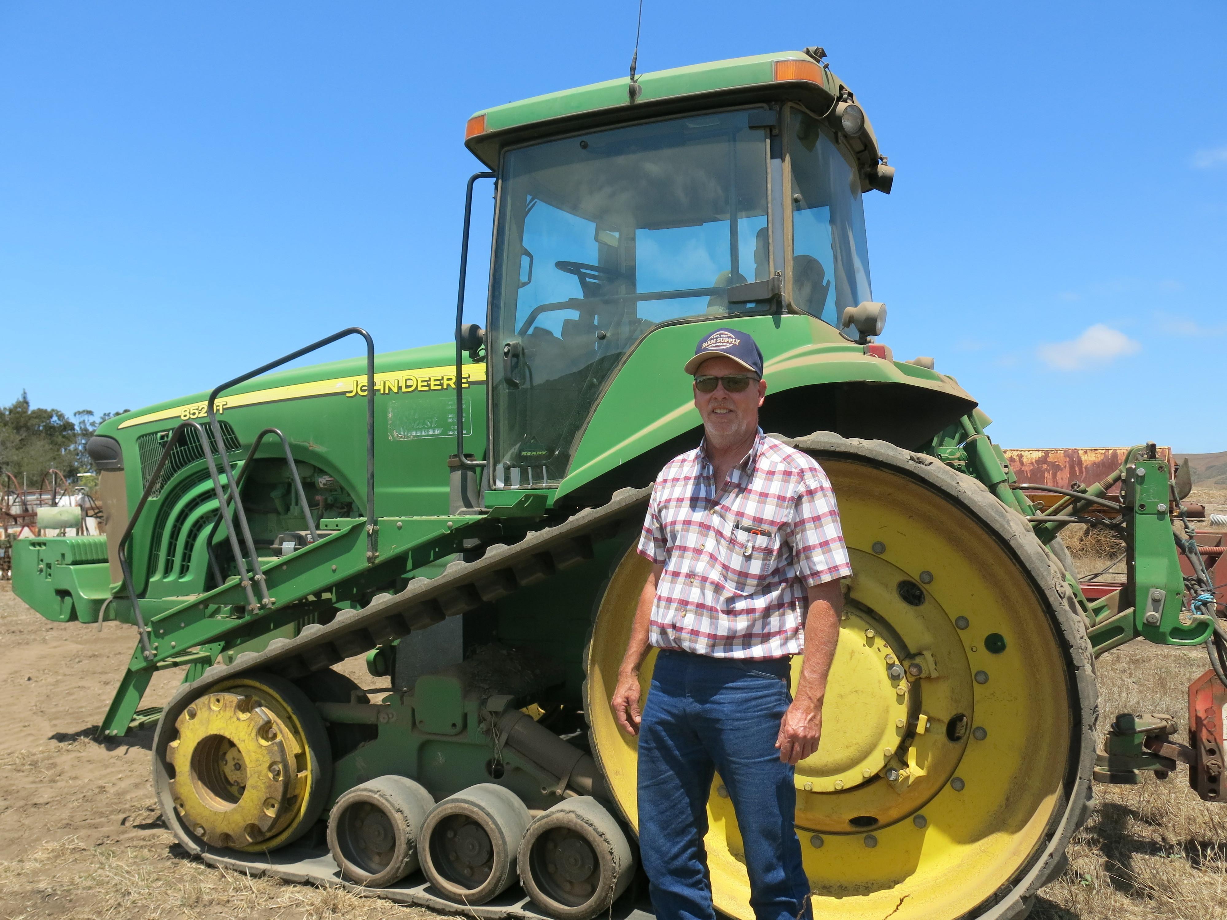 DIY Tractor Repair Runs Afoul Of Copyright Law