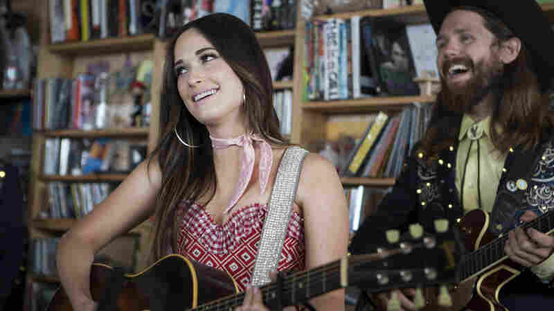 Kacey Musgraves: Tiny Desk Concert