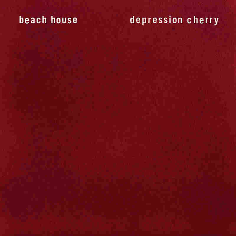 Cover art for Beach House's Depression Cherry.
