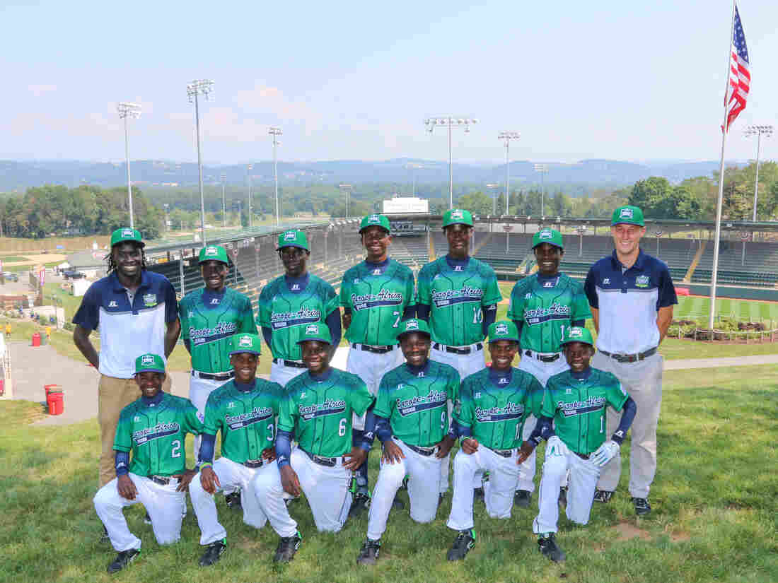 They are the champions of Africa (and Europe, too): Uganda's 2015 team will take on the best of the planet in the Little League Baseball World Series that starts Thursday in Williamsport, Pa.