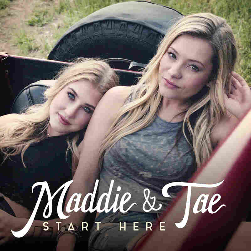 Cover art for Start Here by Maddie & Tae.