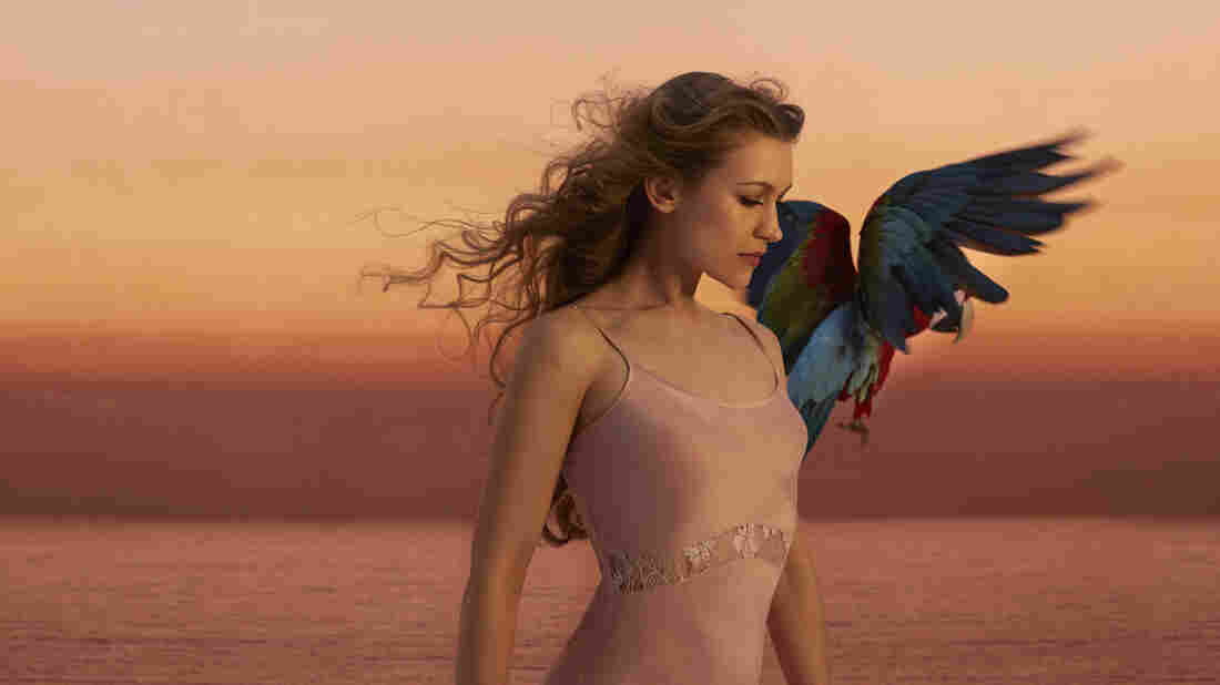 Joanna Newsom's new album, Divers, is out Oct. 23.