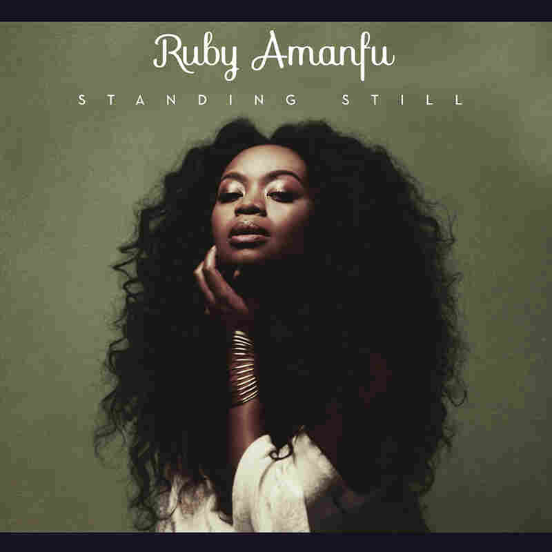 Cover art for Standing Still by Ruby Amanfu.