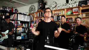 Son Lux: Tiny Desk Concert