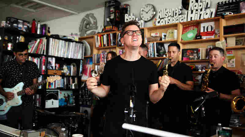 Tiny Desk Concert with Son Lux