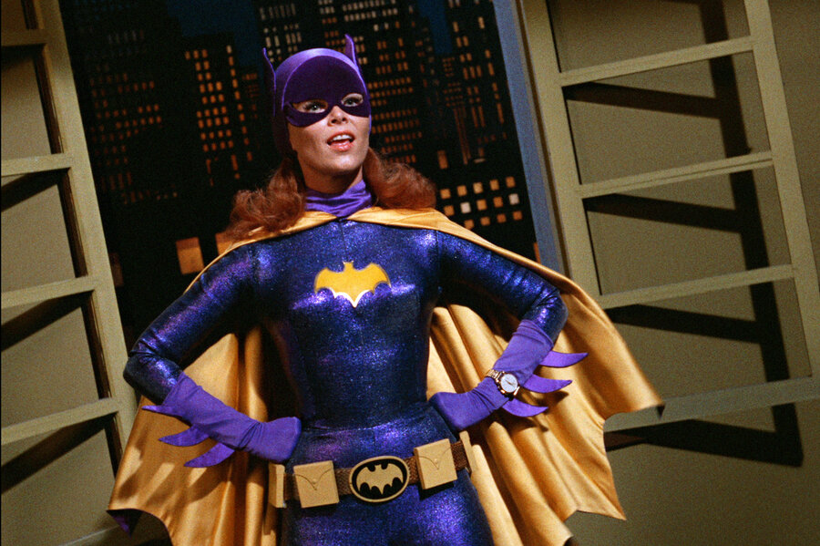 Pleasant Yvonne Craig Best Known As Batgirl Dies At 78 The Two Way Npr Hairstyles For Men Maxibearus