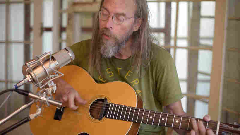 Charlie Parr, 'Over The Red Cedar' (Live)