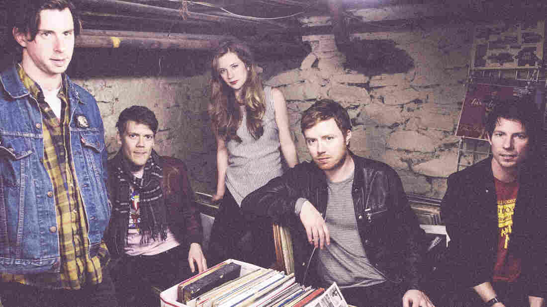 """""""Julia,"""" by Toronto's Fast Romantics, was a favorite at CBC Music this month."""