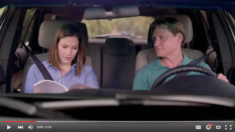 Secure Family TV Ad