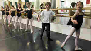 Ballet Programs Look For More Boys To Step Up To The Barre