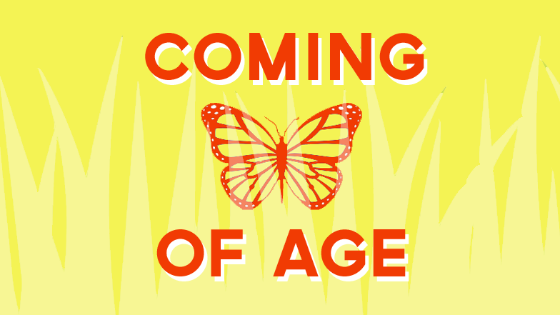 The coming of age in the novel my antonia