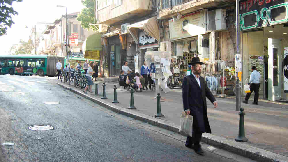Ultra-Orthodox In Israel: Keeping Cool While Keeping Customs